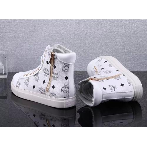 Cheap MCM New arrive Shoes For Men #276642 Replica Wholesale [$82.00 USD] [W-276644] on Replica MCM Shoes