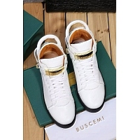 Buscemi High Tops Casual Shoes For Men #278017