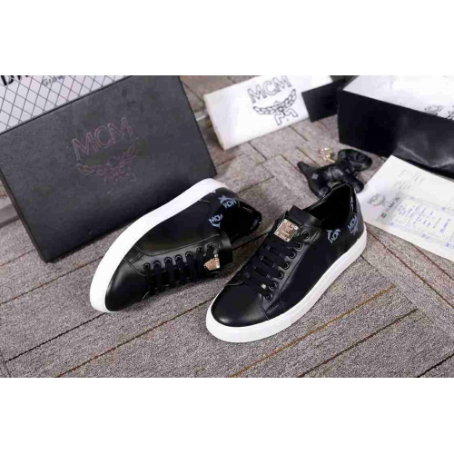 Cheap MCM X Christopher Rburn Shoes For Women #281364 Replica Wholesale [$80.60 USD] [W-281364] on Replica MCM Shoes