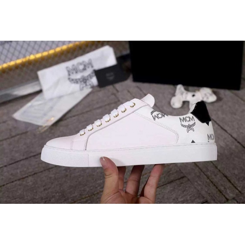 Cheap MCM X Christopher Rburn Shoes For Men #281365 Replica Wholesale [$80.60 USD] [W-281365] on Replica MCM Shoes