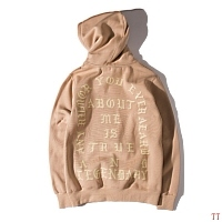 Kanye Pablo Hoodies Long Sleeved For Men #282173