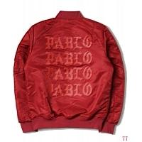 Kanye Pablo Jackets Long Sleeved For Men #282179