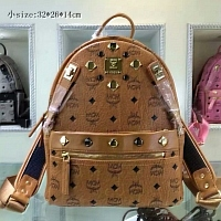 MCM Leather Backpacks #282524