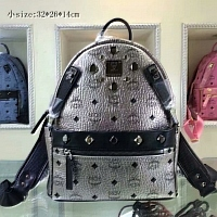 MCM Leather Backpacks #282528