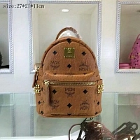 MCM Leather Backpacks #282542