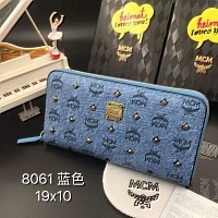 MCM Leather Quality Wallets #282550