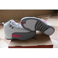 Air Jordan 12 XII Shoes For Women #283402