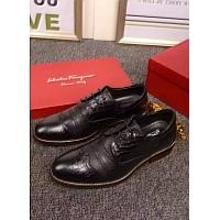 Ferragamo Leather Shoes For Men #283504