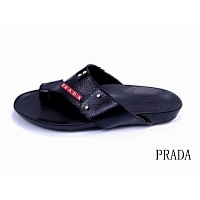 Cheap Prada Slippers For Men #287824 Replica Wholesale [$42.80 USD] [W-287824] on Replica Prada Slippers