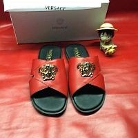 Cheap Versace Slippers For Men #287846 Replica Wholesale [$42.80 USD] [W-287846] on Replica Versace Slippers
