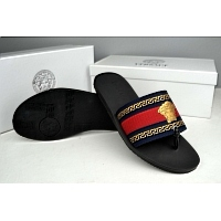 Cheap Versace Slippers For Men #287863 Replica Wholesale [$42.80 USD] [W-287863] on Replica Versace Slippers