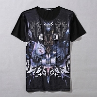 Marcelo Burlon Fashion T-Shirt Short Sleeved For Men #288207