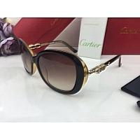 Cartier AAA Quality Sunglasses #288296