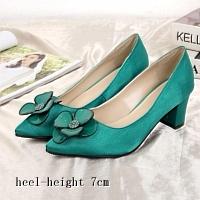 Christian Louboutin CL High-Heeled Shoes For Women #291628