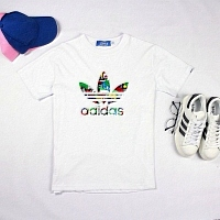 Adidas T-Shirts Short Sleeved For Men #291993