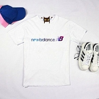New Balance T-Shirts Short Sleeved For Men #292200
