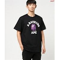 Bape T-Shirts Short Sleeved For Men #293456