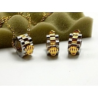 Rolex Necklaces & Earrings #296008