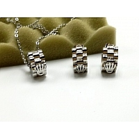 Rolex Necklaces & Earrings #296009