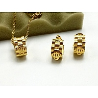 Rolex Necklaces & Earrings #296011