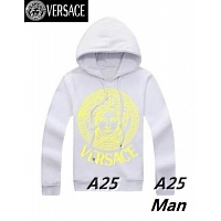 Versace Hoodies Long Sleeved For Men #297491