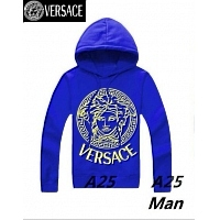 Versace Hoodies Long Sleeved For Men #297492