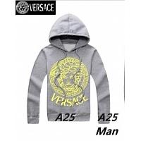 Versace Hoodies Long Sleeved For Men #297494