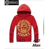 Versace Hoodies Long Sleeved For Men #297495