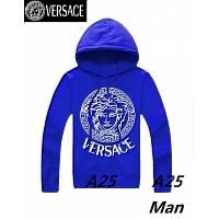 Versace Hoodies Long Sleeved For Men #297498
