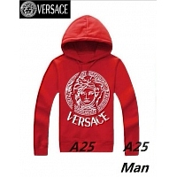 Versace Hoodies Long Sleeved For Men #297500