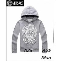 Versace Hoodies Long Sleeved For Men #297501