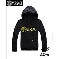 Versace Hoodies Long Sleeved For Men #297502