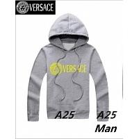 Versace Hoodies Long Sleeved For Men #297503