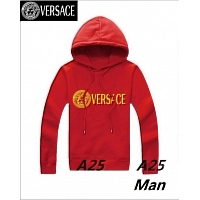 Versace Hoodies Long Sleeved For Men #297507