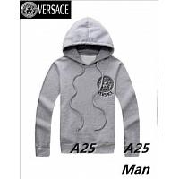 Versace Hoodies Long Sleeved For Men #297508