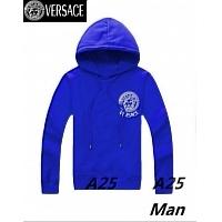 Versace Hoodies Long Sleeved For Men #297514
