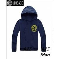 Versace Hoodies Long Sleeved For Men #297520