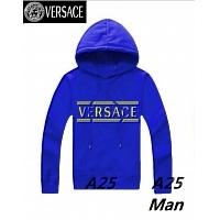 Versace Hoodies Long Sleeved For Men #297526