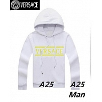 Versace Hoodies Long Sleeved For Men #297528