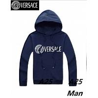 Versace Hoodies Long Sleeved For Men #297533