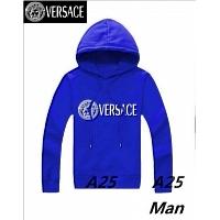 Versace Hoodies Long Sleeved For Men #297535