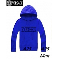 Versace Hoodies Long Sleeved For Men #297538