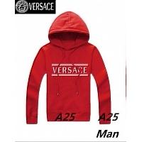 Versace Hoodies Long Sleeved For Men #297542