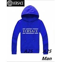 Versace Hoodies Long Sleeved For Men #297543