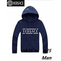 Versace Hoodies Long Sleeved For Men #297544