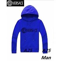 Versace Hoodies Long Sleeved For Men #297547