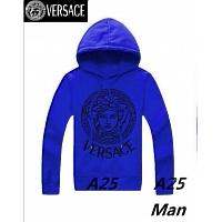 Versace Hoodies Long Sleeved For Men #297550