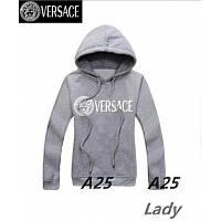Versace Hoodies Long Sleeved For Women #297552