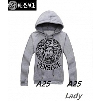 Versace Hoodies Long Sleeved For Women #297557