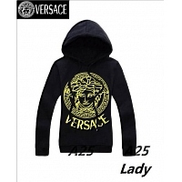 Versace Hoodies Long Sleeved For Women #297567